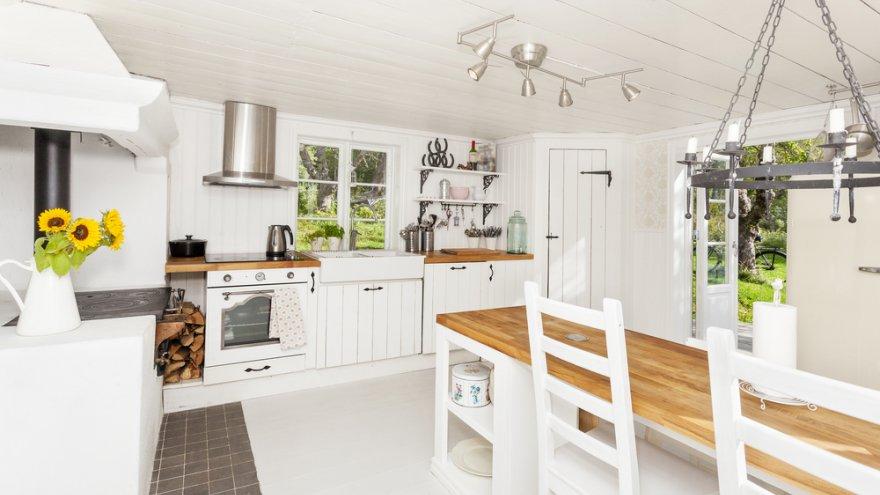 Maakodustiilis köök