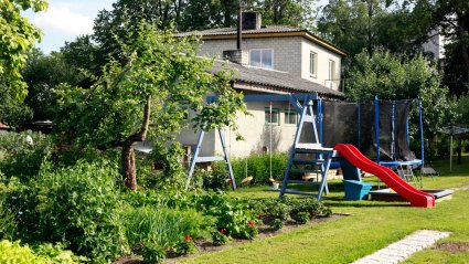 kodu kauniks 2017, noore pere aed